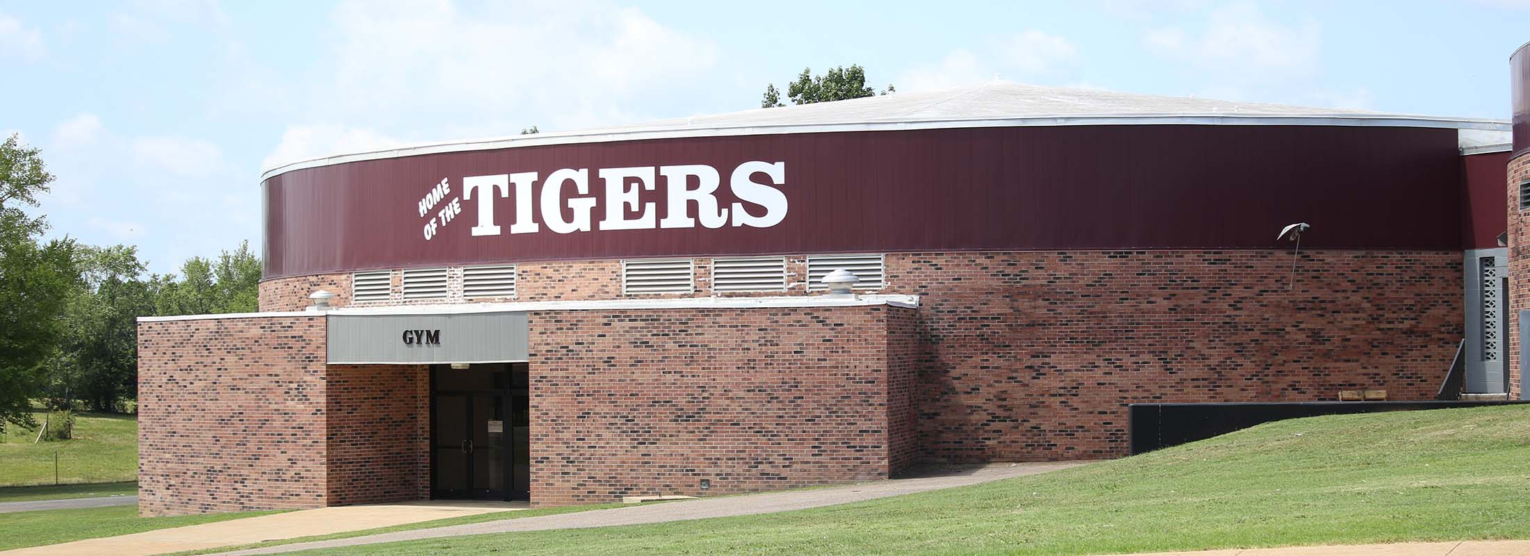 gym home of the tigers